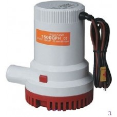 Electric Water Pump 95liter/minute (1500GPH) 12V