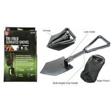 Mini Folding Shovel & Carrying Case