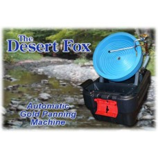 Desert Fox Automatic Gold Panning Machine