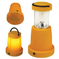 Camping Lantern, Yellow Body